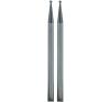 PROXXON Micromot 2db 1mm átmérőjű gyémánt bevonatú gömbfejű csiszolóstift gravírozó stift barkácsszerszám