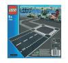 LEGO City - Egyenes út és kereszteződés 7280 lego