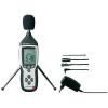Conrad Zajszintmérő készülék zajmérő készülék 31 5 Hz - 8 kHz VOLTCRAFT®SL-451