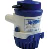 Shurflow Fenékvíz szivattyú 12V, Piranha