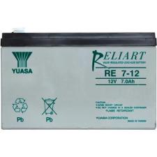 Yuasa YUASA zselés akkumulátor, 12 V 7 Ah, 10 év autó akkumulátor