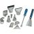 Steinel Tartozékok hőlégpisztolyhoz 12 részes készlet, STEINEL