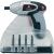 Toolcraft Mini akkus csavarhúzó 3,6V TOOLCRAFT