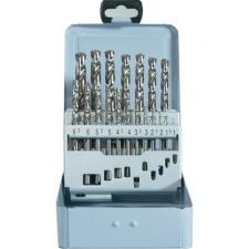 Toolcraft Spirálfúró készlet 19 részes, HSS Co kobalt-nemesacél, DIN 338 RN fúrószár