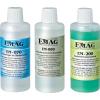 Ultrahangos tisztító folyadék, Emag Home próbakészlet, 3 részes, 100-100 ml (fogprotézistisztító, fertőtlenítő, általános tisztító koncentrátum)