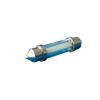 Eufab Eufab LED-es szofita izzó, 12V, 10x44 mm, kék