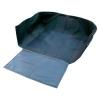 Összehajtható csomagtartó védő
