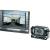 Conrad Tolatókamera rendszer színes 17,8 cm TFT monitorral