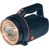 Conrad Akkus kézi fényszóró, Profi Plus PL-838LB Halogén- és LED fényforrások (Halogén-/LED üzem) 2,5 óra / 30 h Fekete