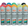 CRC Padlójelölő festék,élénk fukszia rózsaszín 500 ML