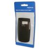 Nokia Telefonvédő gumi / szilikon FEKETE, CC-1015, gyári Nokia, (Nokia X2-01)