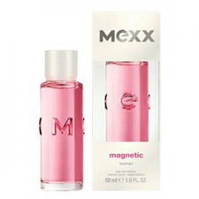 Mexx Magnetic Woman EDT 50 ml parfüm és kölni