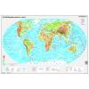 Stiefel Eurocart Kft. A Föld domborzata térkép könyöklő