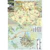 Stiefel Eurocart Kft. Bicske és a Bicskei kistérség térkép, fémléces