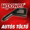 WPOWER HP Compaq Business NX9010 autós töltő