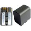 WPOWER Canon BP-508, BP-511, BP-511A, BP-512, BP-514 akkumulátor (4500mAh)