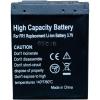 Conrad Conrad energy Sony kamera akku NP-FR1 3,6 V 1000 mAh