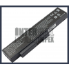 Packard Bell EasyNote Ares MB55 MB65 MB66 MB68 MB85 MB86 MB87 MB88 MB89 GM2 GP GP2 GP3 series DHR504 916C7170F 4400mAh 6 cella notebook/laptop akku/akkumulátor utángyártott