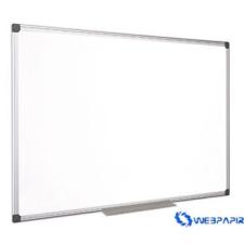 VICTORIA Zománcozott, mágneses fehértábla, alumínium keret, 90 x 180 cm mágnestábla