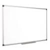 VICTORIA Zománcozott, mágneses fehértábla, alumínium keret, 120 x 200 cm