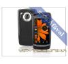 Sony Xperia E (C1505) szilikon hátlap - S-Line - fekete tok és táska