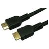 Noname Noname Jelkábel HDMI-HDMI 1.4 3D  5m aranyozott  Am/Am