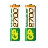 GP GP NiMH AA 2700mAh 2db/csomag