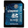 Kingston SDHC 8GB UltimateX 100x