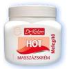 Dr.Kelen Hot melegítő masszázskrém 500ml