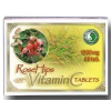 Dr. Chen Patika Natúr C-vitamin tabletta csipkebogyó-kivonattal 80db