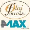 4Max Ecoline 0002Q 35Ah bal+ (Japán típusú, Vékony pólus)