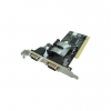 4world Controller 2-port RS-232 (COM) on the PCI