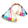 4world USB 2.0 kábel MICRO 5pin  AM / B MICRO transfer/töltőhöz 1.0m piros