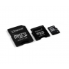 Kingston Micro SD 16GB (SDHC CL4) (SDC4/16GB-2ADP)