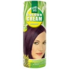 HennaPlus Színezőkrém 3.67 burgundi hajfesték, színező