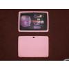 Samsung P7500 Galaxy Tab 10.1 szilikon tok pink