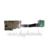 Nokia E90 sim és memóriakártya olvasó modul (swap)