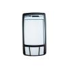 Samsung D840 előlap plexi nélkül fekete