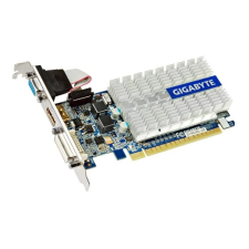 VGA GIGABYTE PCIE GT210 1GB Silent videókártya