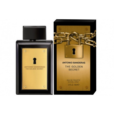 Antonio Banderas The Golden Secret EDT 100ml parfüm és kölni