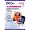Epson Matte Heavyweight 167g A3+