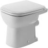 Duravit Duravit D-Code sík hátsó álló WC 210909