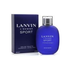 Lanvin L'Homme Sport EDT 50ml parfüm és kölni