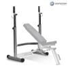 Horizon Fitness Adonis rack