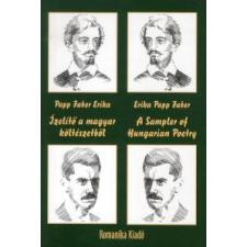 Faber Erika, Papp ÍZELÍTŐ A MAGYAR KÖLTÉSZETBŐL - A SAMPLER OF HUNGARIAN POETRY irodalom
