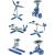 Conrad Napelemes modell építőkészlet, 6 az 1-ben, Sol Expert