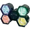 Conrad 4 csatornás LED-es fényorgona