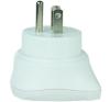 Conrad Skross átalakító úti adapter USA-ba, fehér, 1.500203 villanyszerelés