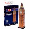 3D Big Ben 3D kicsi puzzle puzzle, kirakós