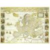 Stiefel Eurocart Kft. Európa (1640 körül)